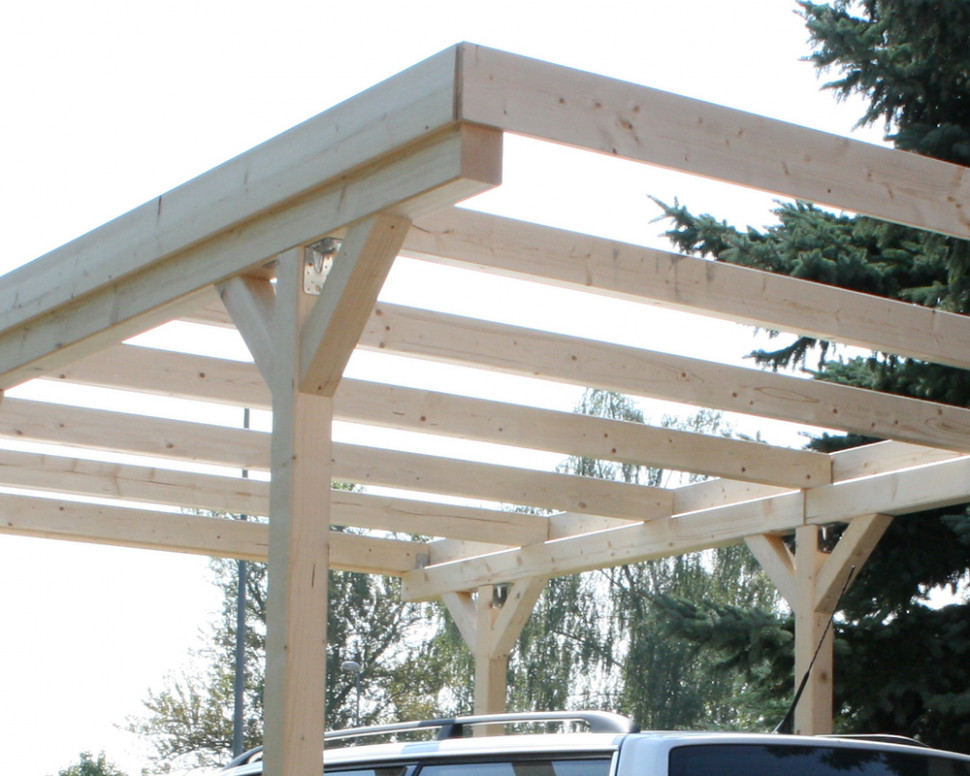 Carport Roof Timber Sizes