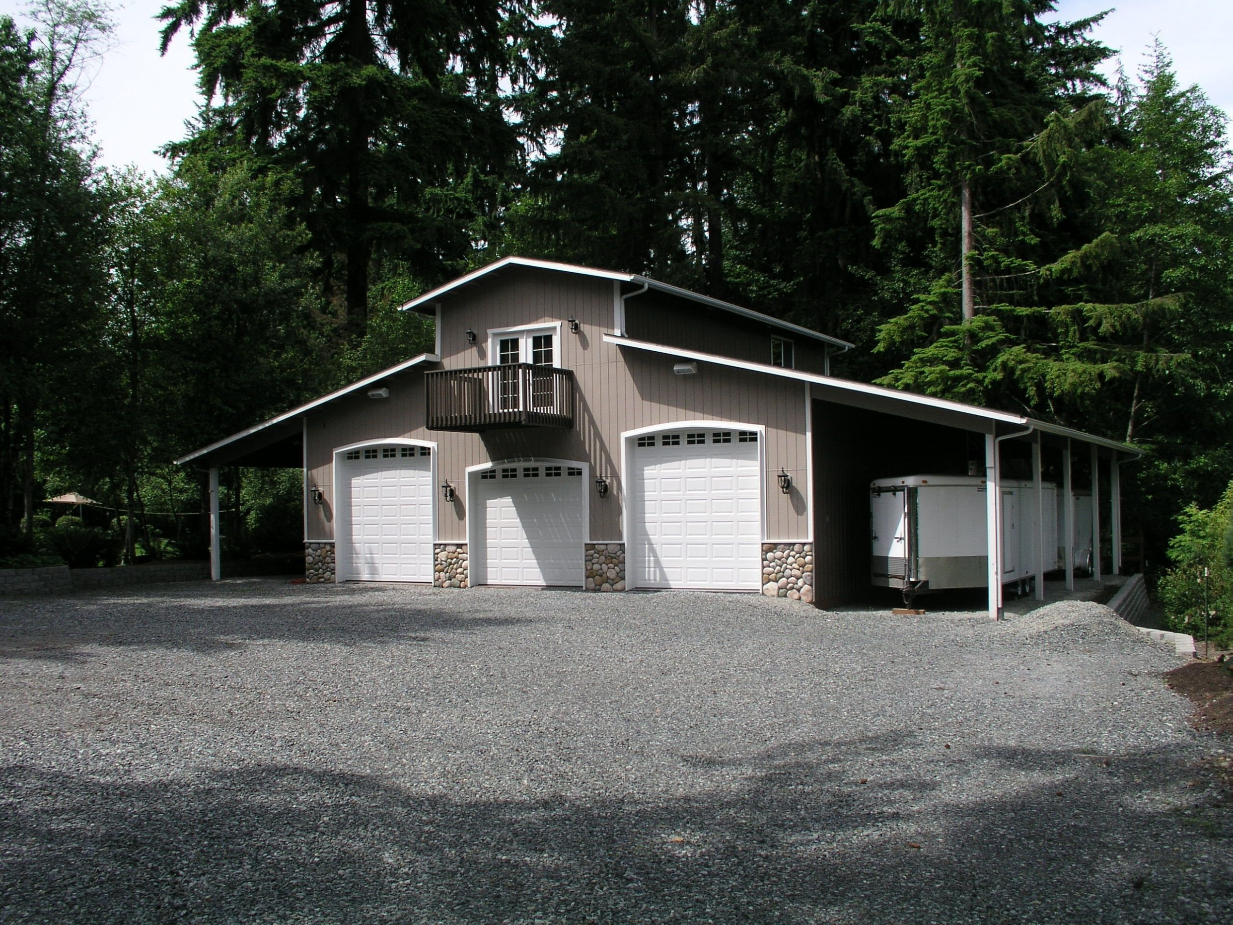 Welcome To Ark Custom Buildings Inc Marysville Wa Garages ..