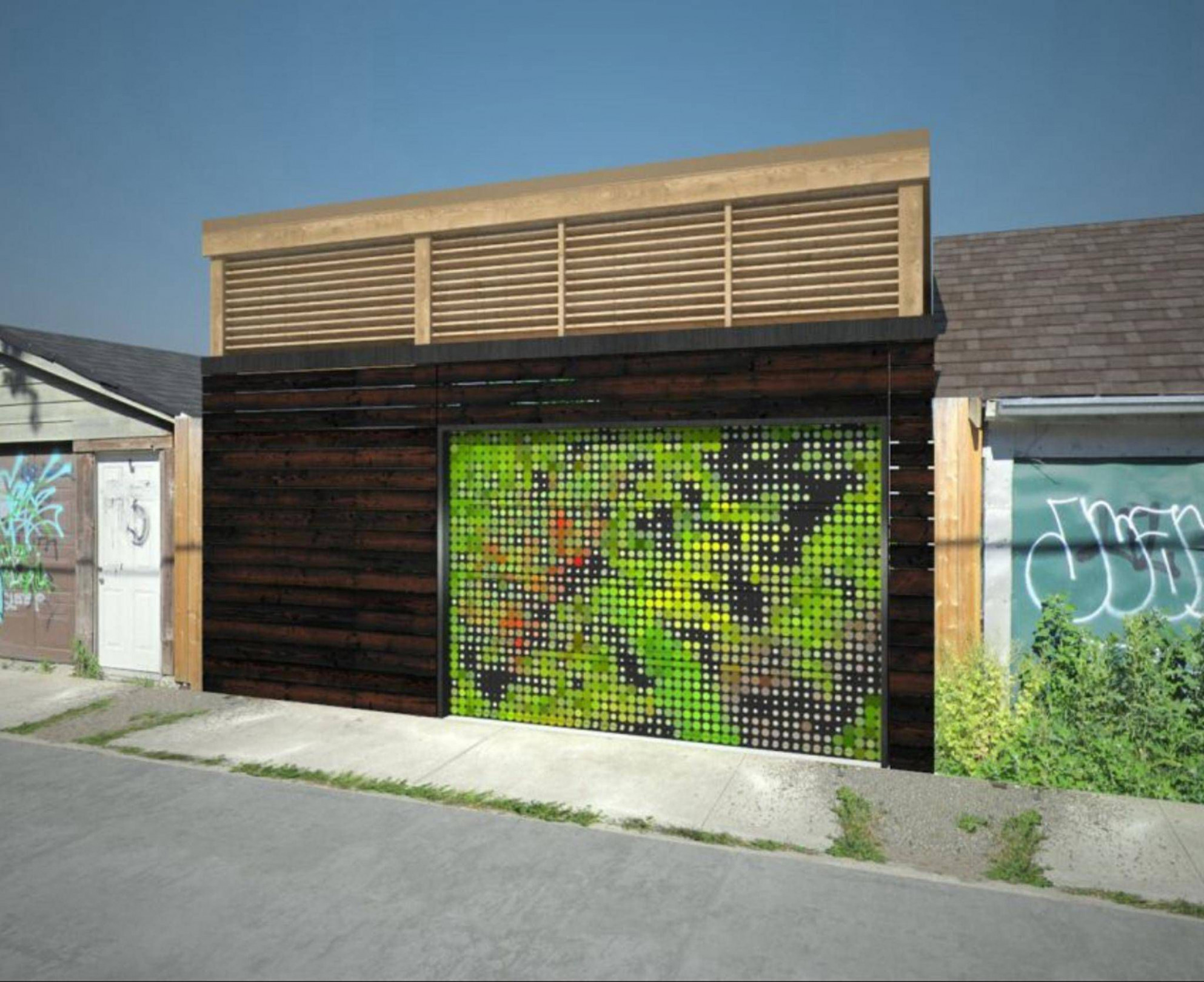 Welcome To Toronto's Garage Building Boom The Globe And Mail Carports Modern Ontario