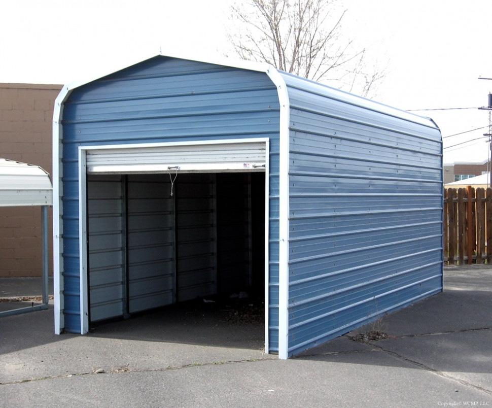 West Coast Metal Buildings | Garage J | Carports, Garages ..