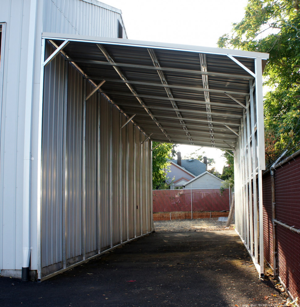 West Coast Metal Buildings | Lean To A | Carports, Garages ..