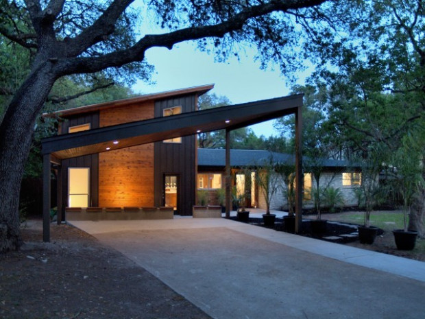 Westhaven Drive Contemporary Exterior Austin By ..