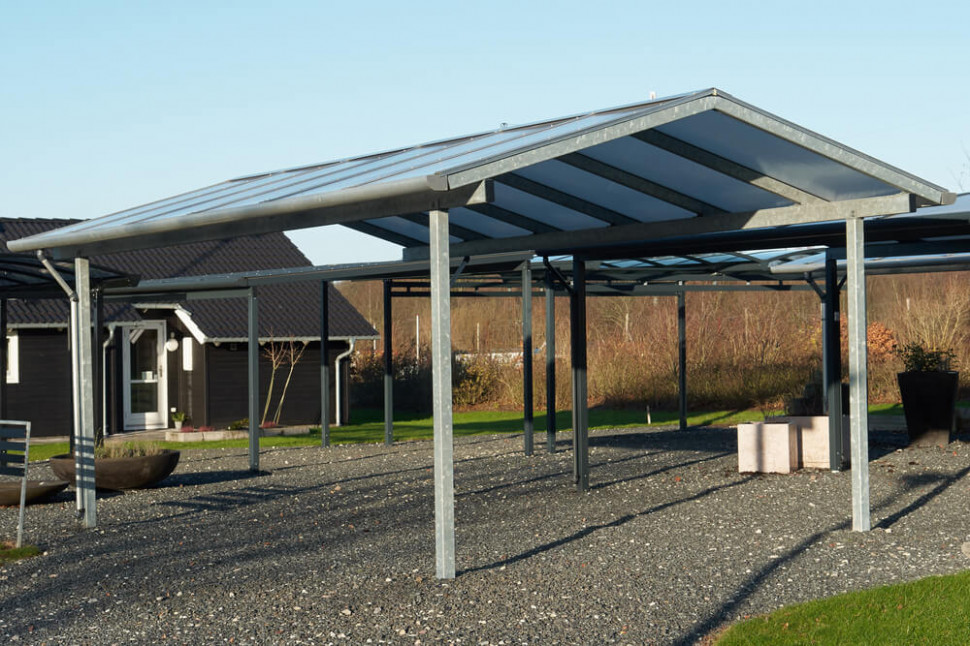 What Is A Solar Carport? And Should You Install One ..