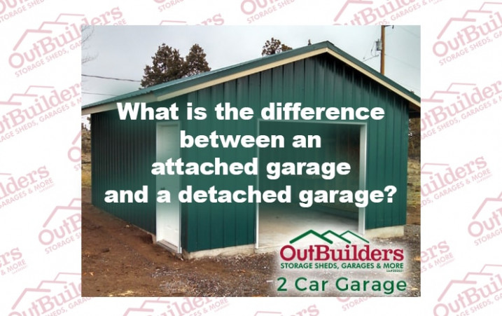 What Is The Difference Between An Attached Garage And A ..