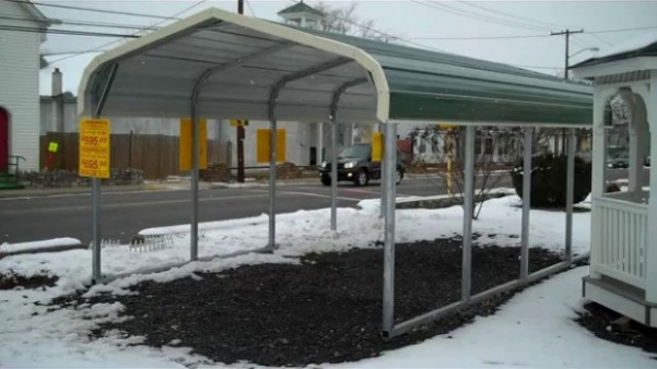 What You Know About Winter Carport Kits | Creative Car ..