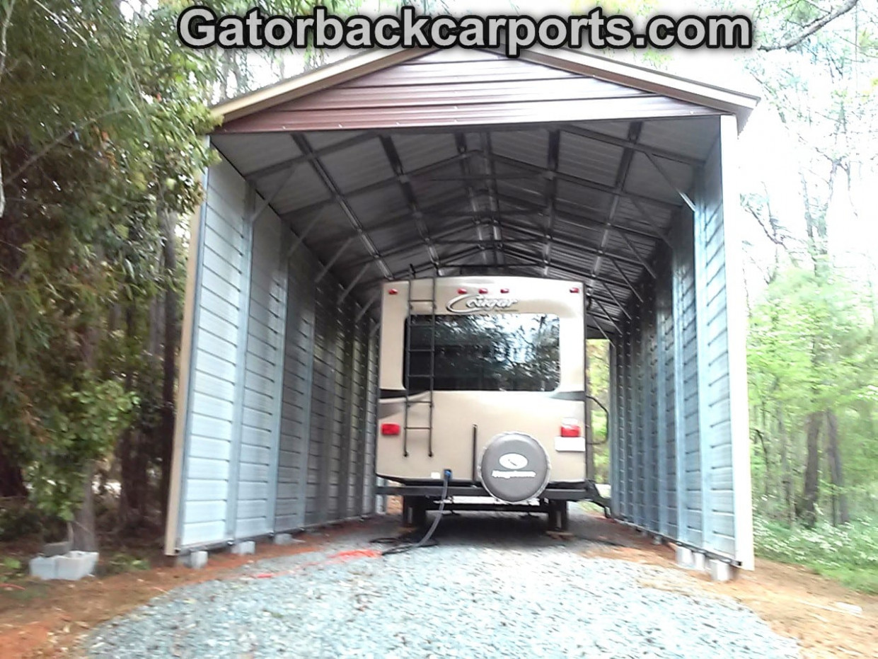 What You Should Know About Carports Before Buying An RV ..