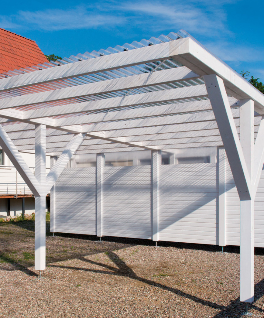Wiata Samochodowa | SPAX International Carport Roof Youtube