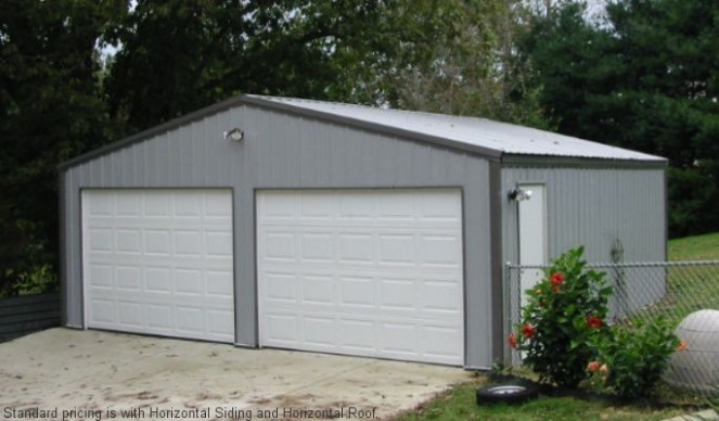 Wildcat Barns' Garages, RENT TO OWN, All Metal Garages ..