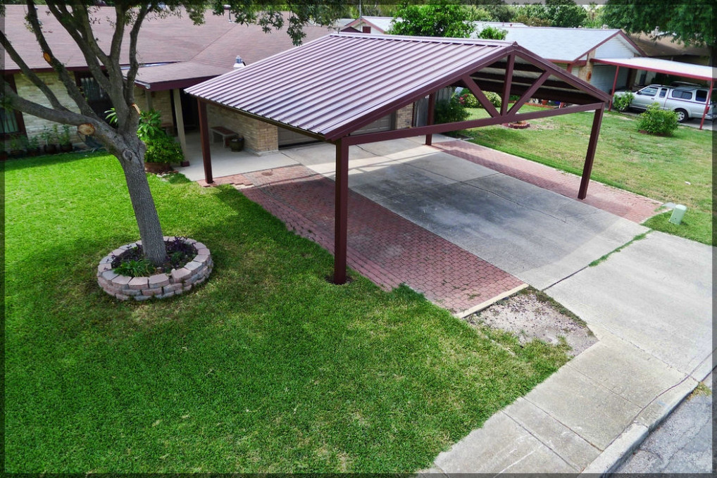 With Your New Carport You Will Not Ever Have To Scrape A ..