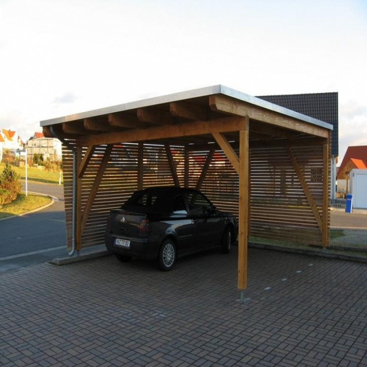 Wood Carport Kits Uk | PrestigeNoir