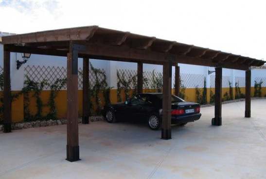 Wood Carports Designs: Build The Best For Your Car ..