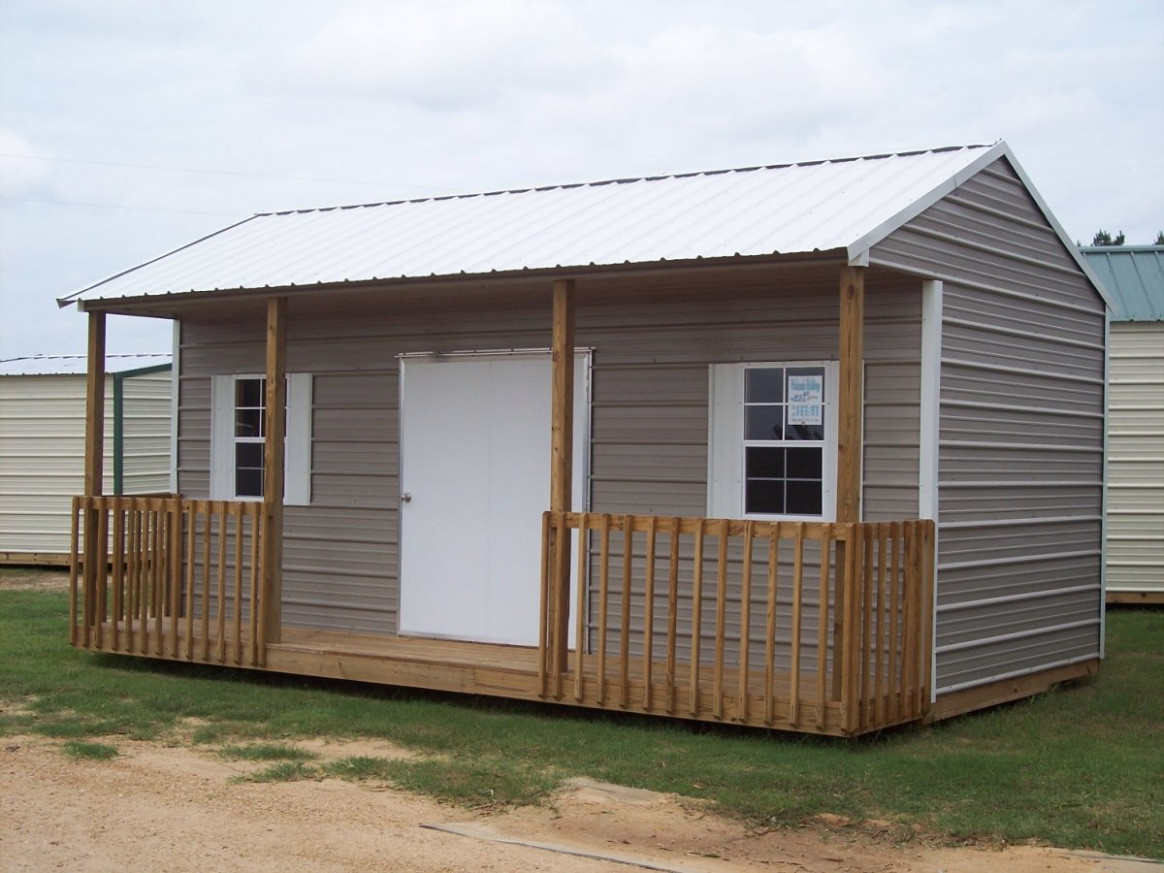 Wood Sheds With Carports Tuin 13ft X 27ft 4m X Painting ..
