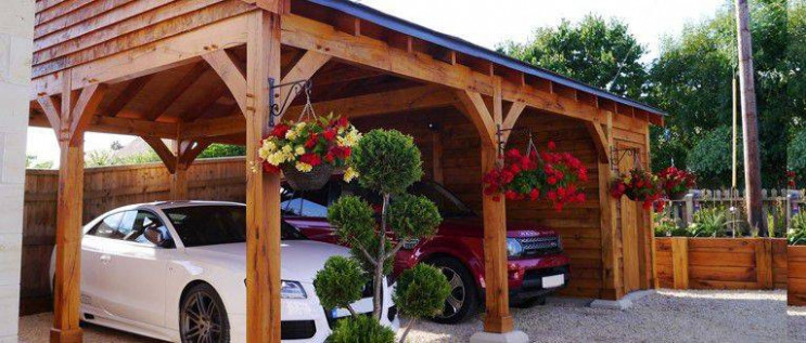 Wooden Carport Constructions: Your Guide To Carport ..