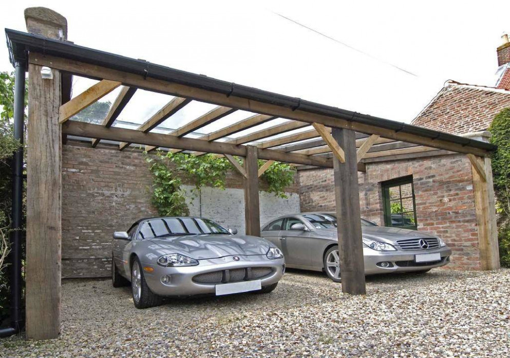 Wooden Carport Use | Useful Tips How To Use Wooden Carport ..