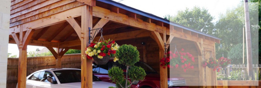 Wooden Carports For Sale Uk Will Be A | Creative Car Port Idea Wooden Carport Kitset