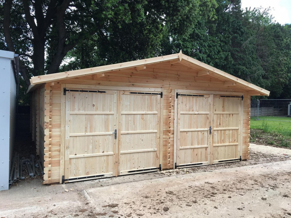 Wooden Garage Carport Garage Uk