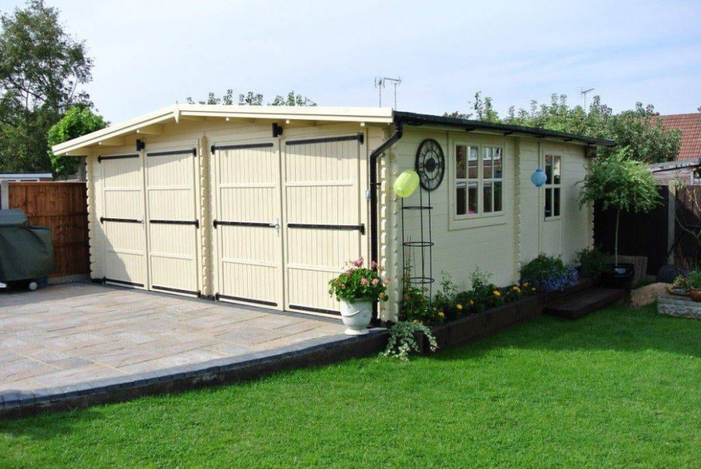 Wooden Garages & Timber Carports [Prefab Kits For Sale] Prefab Wooden Carports