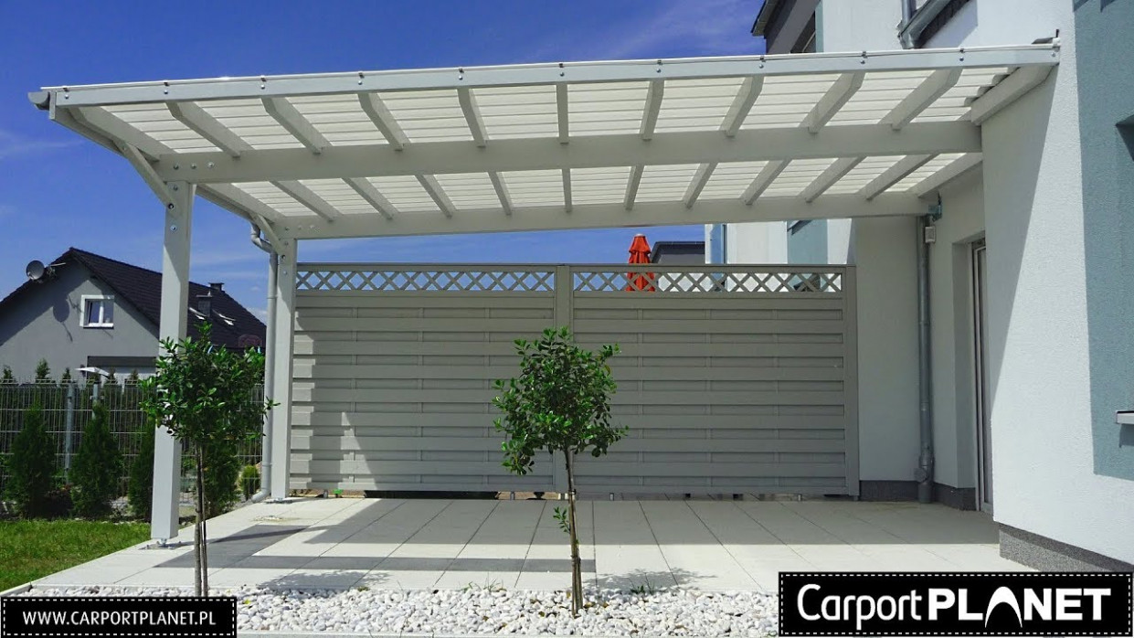 Wooden Terrace And Carports Roof Carport Planet Installation Types Of Flat Roof Carports