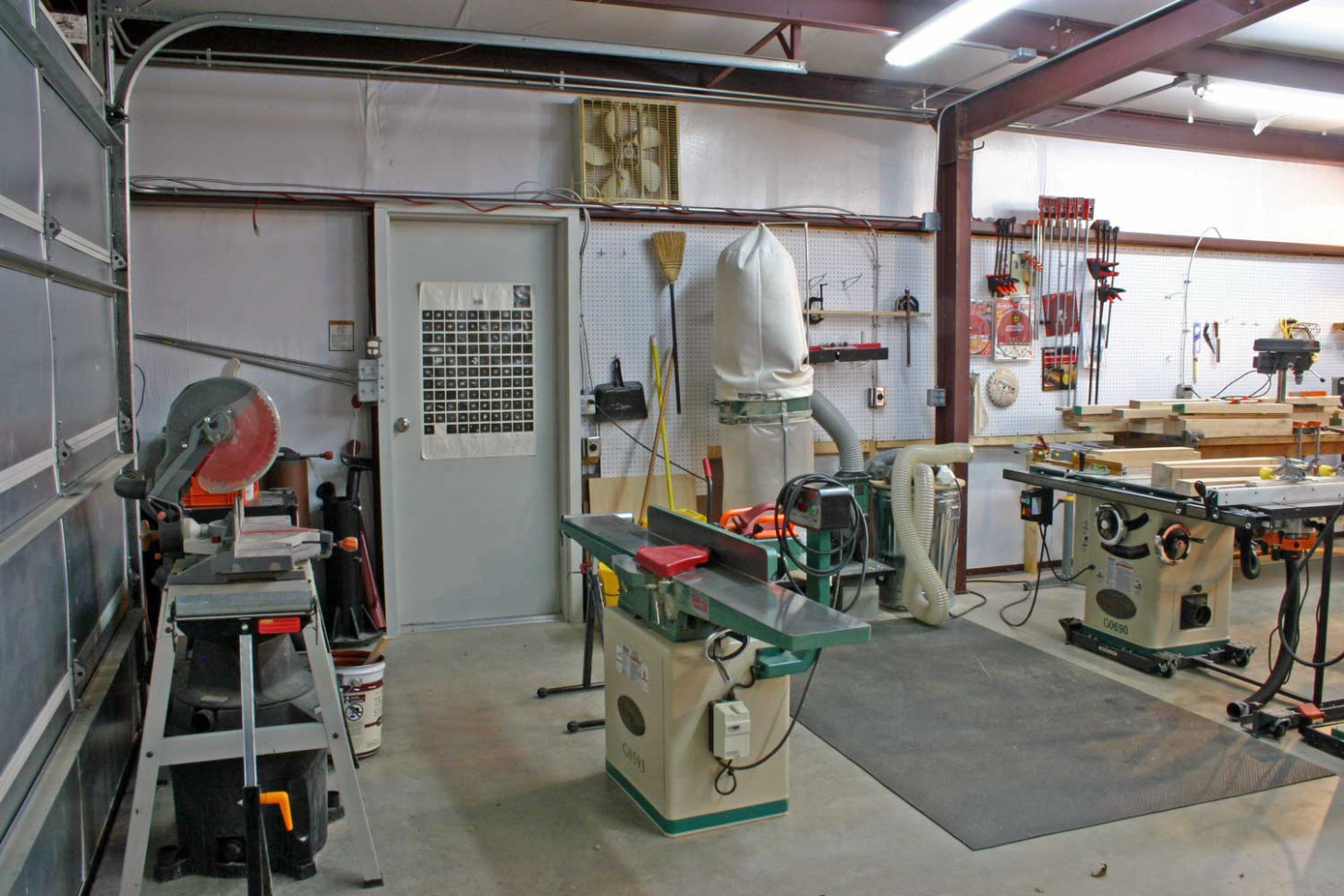 Woodworking Shop Layout : Woodoperating Machines U11 An ..