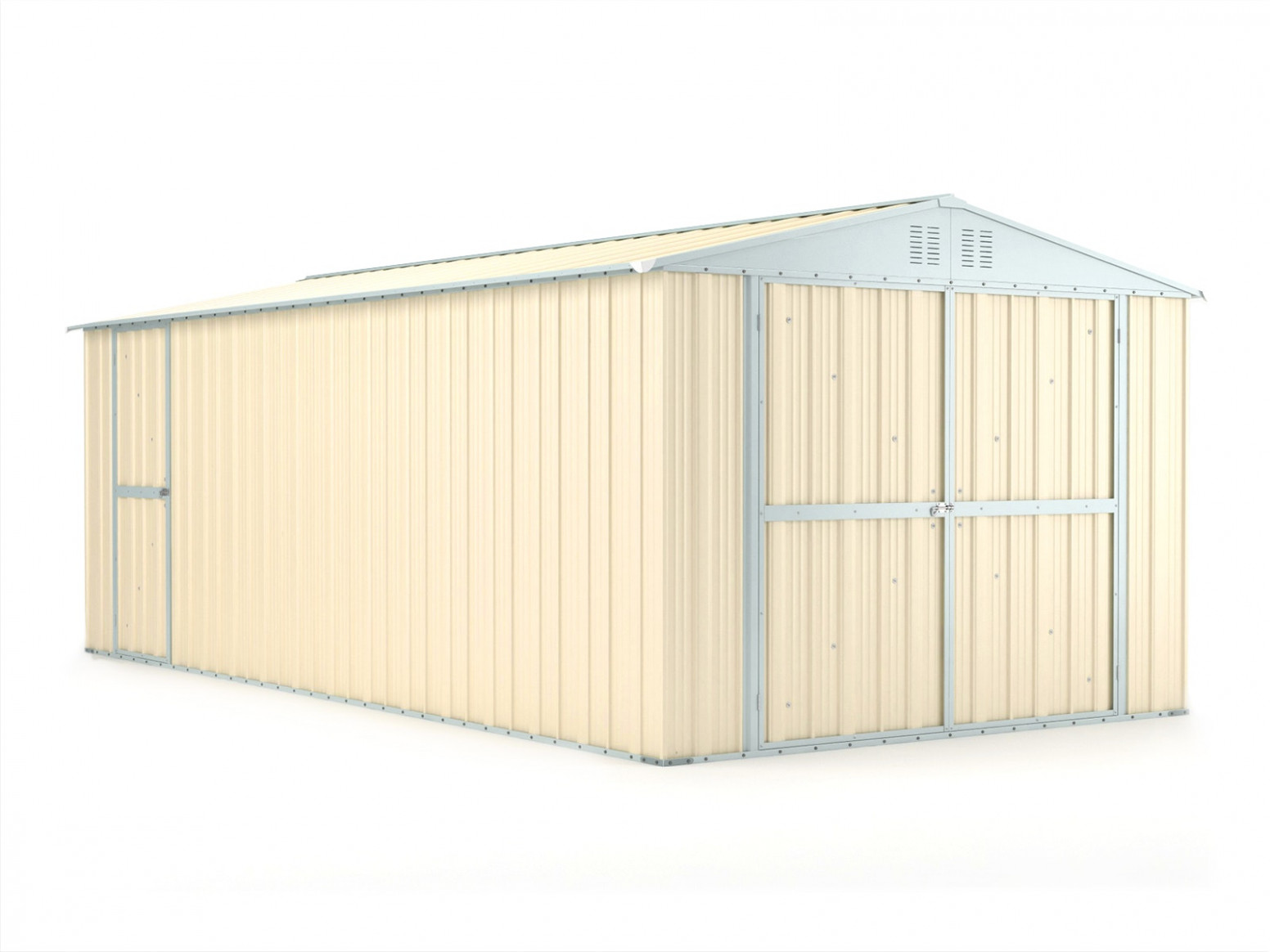 Workshop Garage 13.13m X 13.13m X 13
