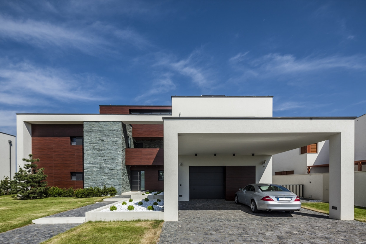 World Of Architecture: Lake Side Duplex House By Toth ..