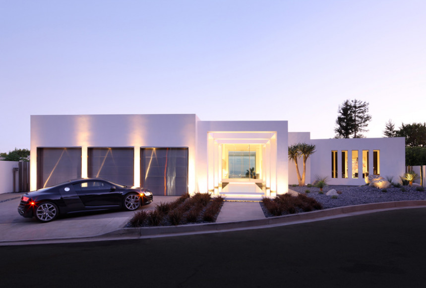 World Of Architecture: May 2013 Modern Carport Beverly Hills Nsw