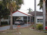 10 Types Of Steel Garages | Carports Sunshine Coast | Just Sheds Clear Roof Carports