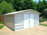 10×20 garage enclosed garage partially carport king canopy metal kits prices tent instructions x gar