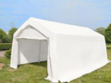 11m X 11m White Heavy Portable Garage Tent Shelter Carport Canopy ..