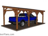 12×24 Do It Yourself Lean To Carport Plans ..