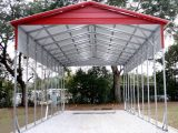12x45x12 A Frame RV Cover Vertical Roof Extra Panels ..