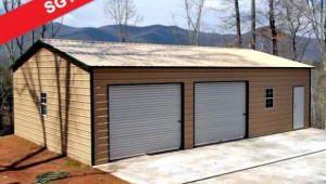 1517576359-two-car-metal-garage-with-storage-area-16-metal-sheds-and-garages.jpg