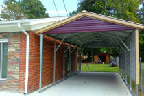 Carport Barn 28 Images Turn A Carport Into A Barn The Owner Builder Network Tennessee Carports Metal Buildings And Garages Structural Steel Carport.jpg