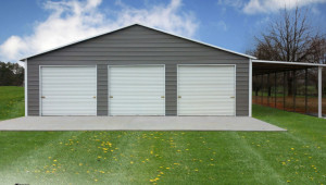 Advantages Of A Steel Carport Or Garage Erecting A Steel Carport.jpg