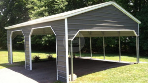 13×13 Side Entry Carport Side Entry Steel Carport.jpg