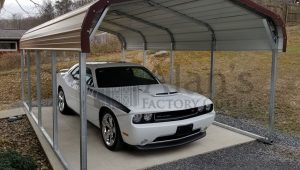 Customize A Barn Style Carport And Get Free Delivery And Portable Vinyl Carport.jpg