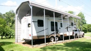 Rv Storage Elephant Barns Half Enclosed Carport.jpeg