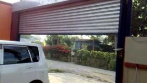Motorized Rollup Door Youtube Carport Garage Door Opener.jpg