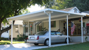 20 39 X 24 39 Free Standing Aluminum Carport Kit 032 Or Carport Under Main Roof.jpg
