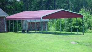 Mobile Home Metal Roof Cover Awning Carport Com How To Extend A Carport Roof.jpg