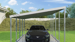 Single Slope Shelter Roof Only 7 X 7 X 7 7 Carport Roof Pitch For Carport.jpg