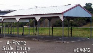 A Frame Vertical Carports Vertical Roof Side Entry Carport.jpg