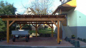 Flat Roof Carports Melbourne Metal Carport With Storage Flat Roof Double Carport.jpg