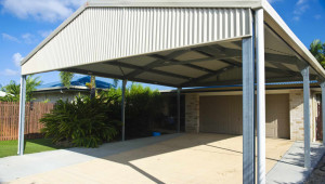 Creative Uses For A Custom Designed Carport Curved Carport Roof.jpg