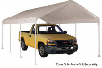 10×20 White Canopy Replacement Cover Fits 2 Quot Frame Universal Replacement Carport Canopy 10×20.jpg