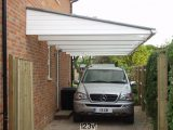 Fitted Carport Canopy From Uk Manufacturer Inspiration Lean To Canopy Carport.jpg