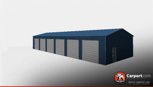 Commercial Metal Garage 30 39 X 80 39 X 12 39 Shop Metal Commercial Carport Canopy.jpg