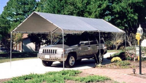 Icymi 12 X 12 Ft Canopy Carport Boat Shade Shelter Party Boat Carport Canopy.jpg