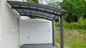 Hot Item Hot Sale Waterproof Aluminum Carport With Fiberglass Roof B8 Aluminum Carport Canopy For Sale.jpg