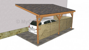 Attached Carports 16 X 20 Attached Carport Plans Designs Wooden Carport Plans.jpg